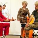 Der Hase und der Igel | 2010 | © C. Brachwitz/Theater an der Parkaue