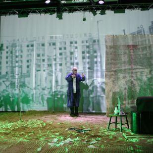 Borderlines   2011   © C. Brachwitz/Theater an der Parkaue